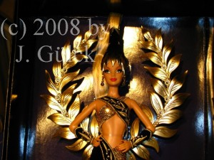 Golden Legacy Barbie