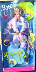 Pajama Fun Barbie