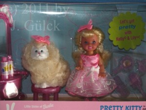 Pretty Kitty Kelly Giftset