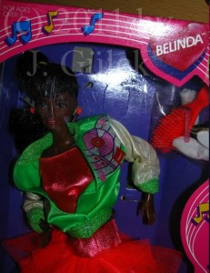 Belinda (Barbie & the Sensations)