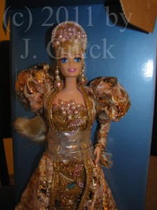 Gold Jubilee Barbie