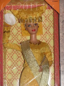 Minang Barbie from Indonesia