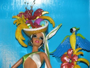 Brazilian Banana Bonanza Barbie