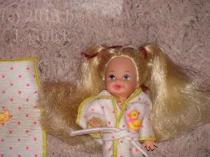 Shelly/Kelly with saran hair