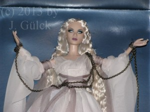 Beauty Haunted Ghost Barbie