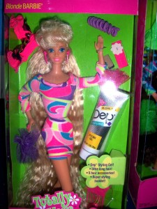 Totally Hair Barbie (blonde)