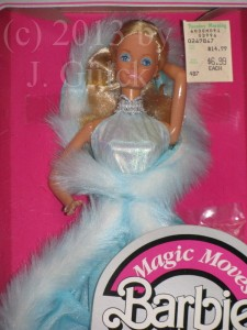 Magic Moves Barbie 1985