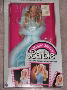 Magic Moves Barbie