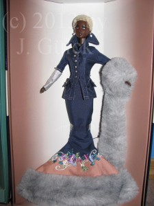 Indigo Obession Barbie