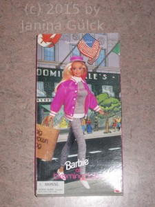 Barbie at Bloomingdale's