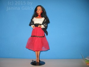 My new Hispanic Barbie