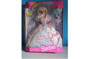 Birthday Barbie 1996