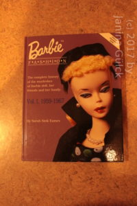 Barbie ID book for early clothes