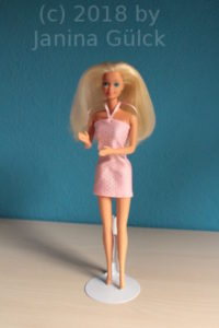 Magic Moves Barbie Spanish version