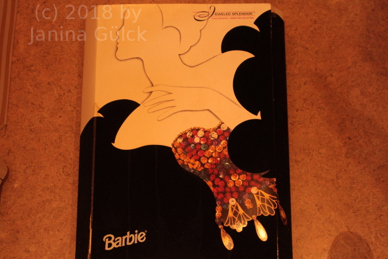 Jeweled Splendor Barbie 1994 FAO Schwarz