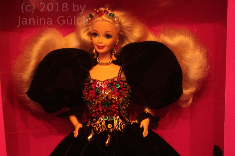 Jeweled Splemdor Barbie 1994 FAO Schwarz