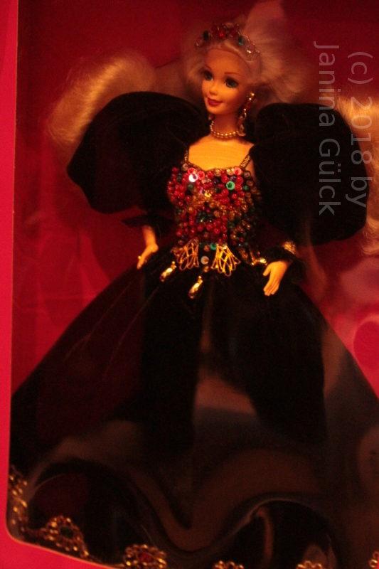 Jeweled Splendor Barbie 1994 FAO Schwarz